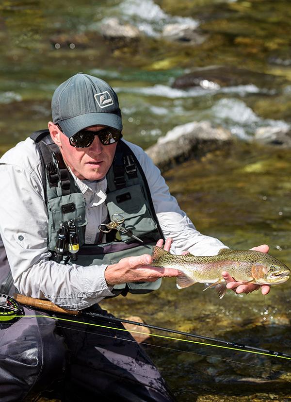 Arnold Gufler Fliegenfischerschule