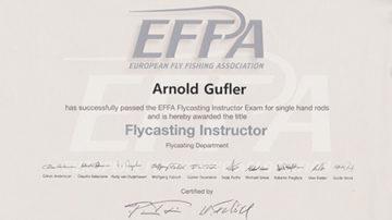 Flycasting Instructor